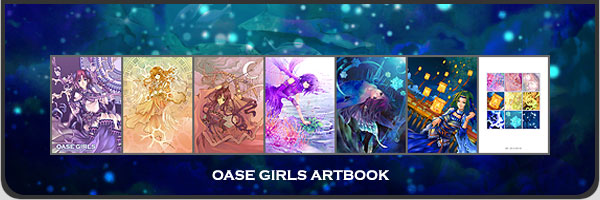 OASE Girls Artbook