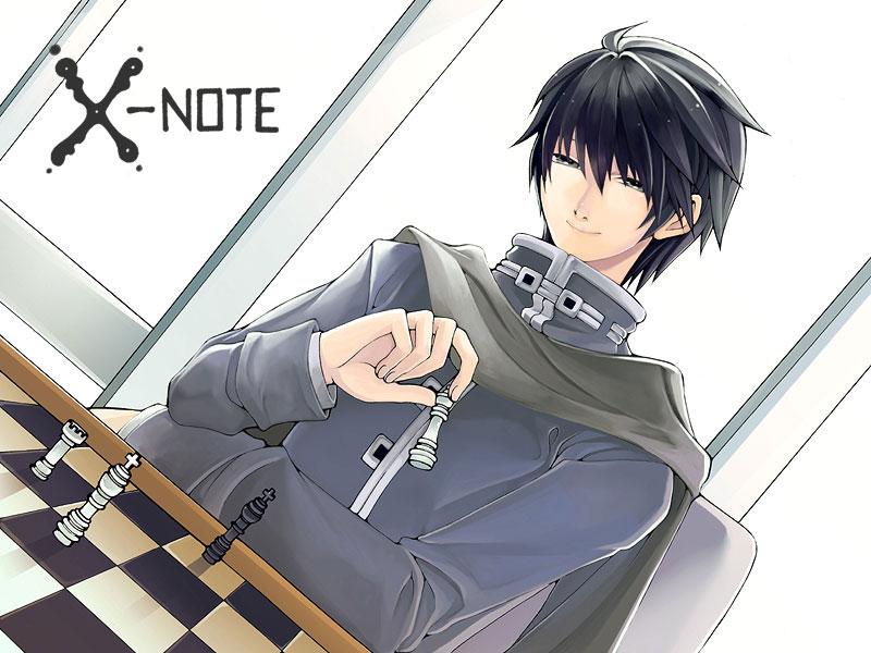 X-note: Cast - Yuon